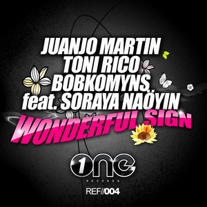 MARTIN, Juanjo/TONI RICO/BOBKOMYNS feat SORAYA NAOYIN - Wonderful Sign