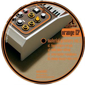 TIGER STRIPES/WALLY LOPEZ/STRICT BORDER/SIMONE TAVAZZI/DARK & KOM/OSCAR BARILA/OSCAR SALA - Material Groovers (part 2)