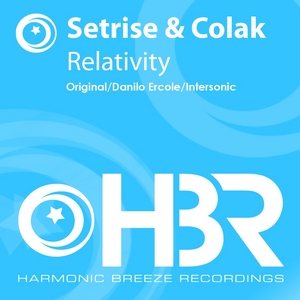 SETRISE & NURETTIN COLAK - Relativity