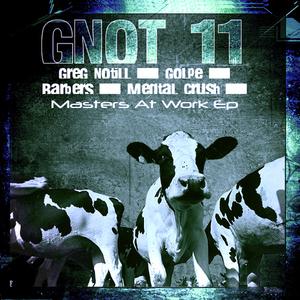 NOTILL, Greg/GOLPE/MENTAL CRUSH/BARBERS - Masters At Works EP