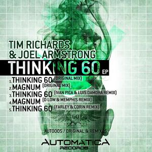 RICHARDS, Tim/JOEL ARMSTRONG - Thinking 60 EP