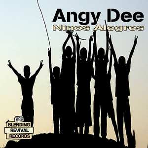 ANGY DEE - Ninos Alegres EP
