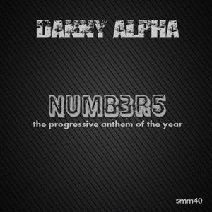 ALPHA, Danny - Numb3r5: The Progressive Anthem Of The Year