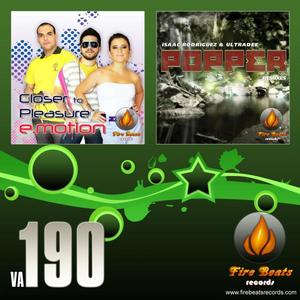 E MOTION/DANNII/ISAAC RODRIGUEZ/ULTRADEE - VA Fire Beats 190