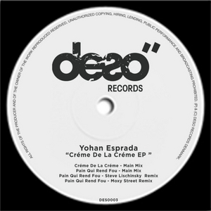 ESPRADA, Yohan - Creme De La Creme EP