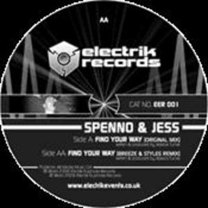 SPENNO & JESS - Find Your Way