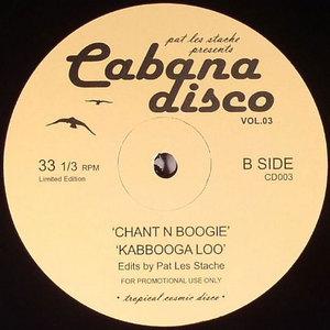 LES STACHE, Pat - Cabana Disco: Vol 3