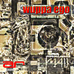 WUPPA EGO - The Master Plan EP