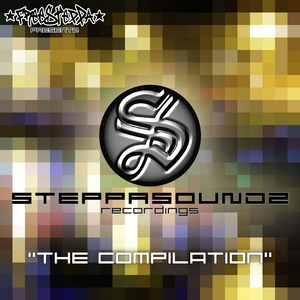 FREESTEPPA/VARIOUS - The Steppasoundz Compilation (Compiled by Freesteppa)
