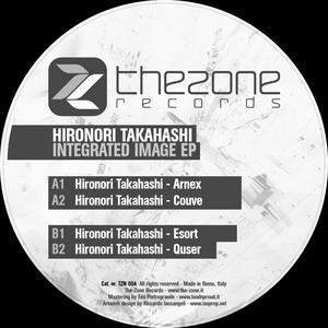 TAKAHASHI, Hironori - Integrated Image EP