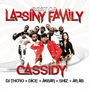 CASSIDY/VARIOUS - Best Of Larsiny Family