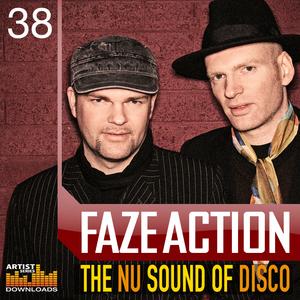 FAZE ACTION - The Nu Sound Of Disco (Sample Pack WAV/APPLE/LIVE/REASON)