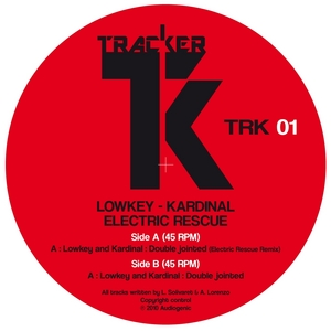 LOWKEY/KARDINAL/ELECTRIC RESCUE - Double Jointed