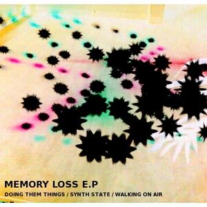 JONNY LOVES HOUSE - Memory Loss EP
