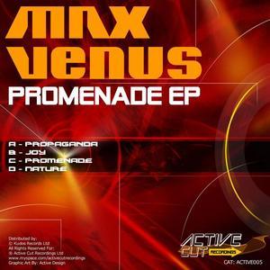VENUS, Max - Promenade EP