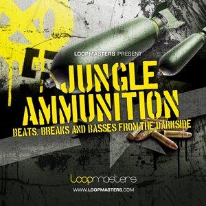 LOOPMASTERS - Jungle Ammunition (Sample Pack WAV/APPLE/LIVE/REASON)