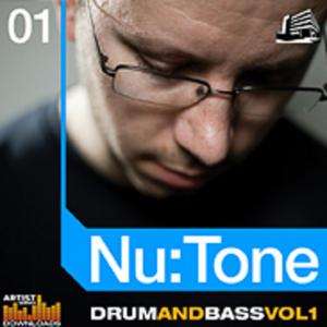 NU TONE - Drum & Bass Vol 1 (Sample Pack WAV/APPLE/REX/REASON)