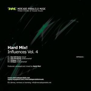 HARDMIX - Influences Vol 4