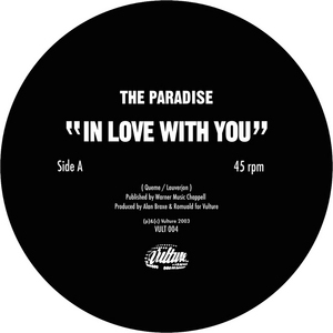 PARADISE, The - In Love With You