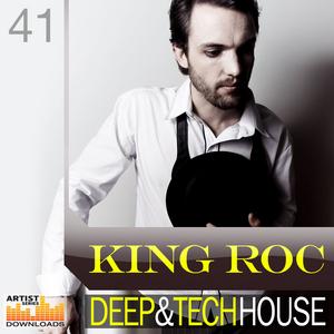KING ROC - Deep Tech House (Sample Pack WAV/APPLE/LIVE/REASON)