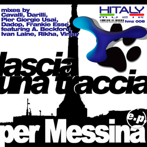 VARIOUS - Leave A Track For Messina EP