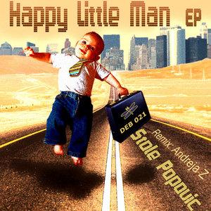 STOLE POPOVIC - Happy Little Man EP
