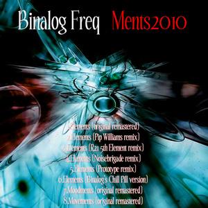 BINALOG FREQ - Ments 2010
