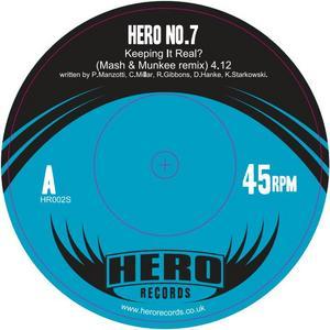 HERO NO 7/MASH & MUNKEE - Keeping It Real?