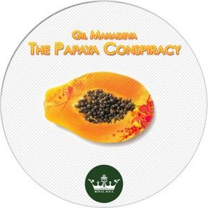MAHADEVA, Gil - The Papaya Conspiracy EP