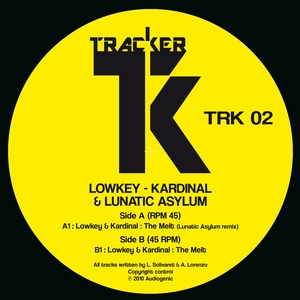 LOWKEY/KARDINAL/LUNATIC ASYLUM - The Melt