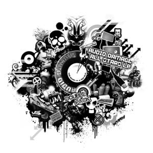 VARIOUS - Audio Damage All Stars Vol 1 (unmixed tracks)