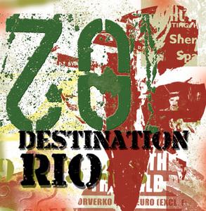 VARIOUS - Destination Rio