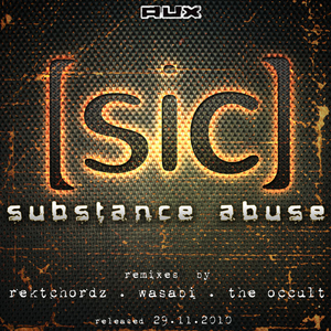 [SIC] - Substance Abuse