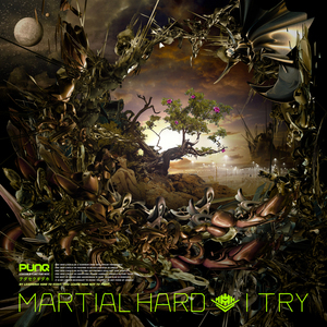MARTIAL HARD - I Try (remixes)