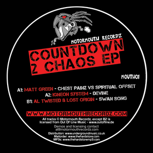 GREEN, Matt/IGNEON SYSTEM/AL TWISTED/LOST ORIGIN - Countdown 2 Chaos