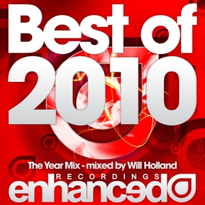 HOLLAND, Will/VARIOUS - Enhanced Best Of 2010: The Year Mix (unmixed tracks)