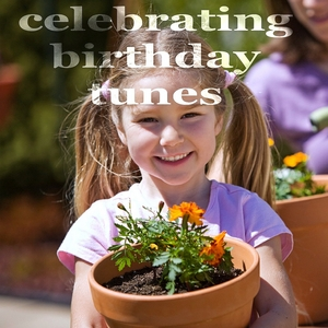VARIOUS - Celebrating Birthday Tunes (Creative House Music)