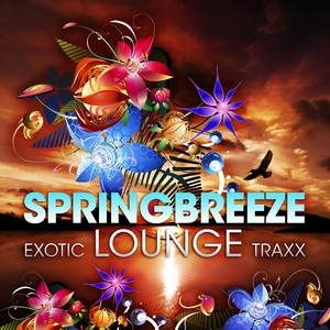 VARIOUS - Springbreeze Exotic Lounge Traxx: Vol 1 (Cafe Del Buddah Chill Out Edition)
