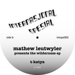 LEUTWYLER, Mathew - The Wilderness EP