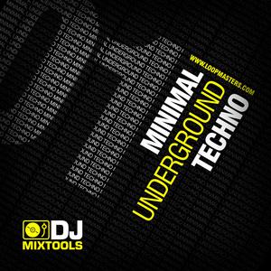 LOOPMASTERS - DJ Mixtools 01: Minimal Underground Techno (Sample Pack WAV)