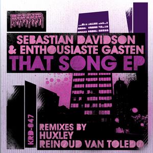 DAVIDSON, Sebastian/ENTHOUSIASTE GASTEN - That Song