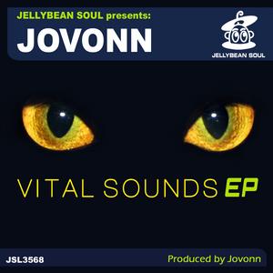 JOVONN - Vitals Sounds EP