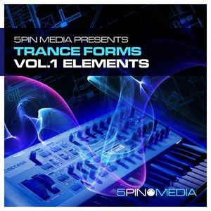 5PIN MEDIA - Trance Forms Vol 1: Elements (Sample Pack WAV/MIDI)