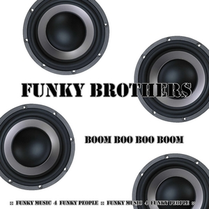 FUNKY BROTHERS - Boom Boo Boo Boom (Funky Music For Funky People)
