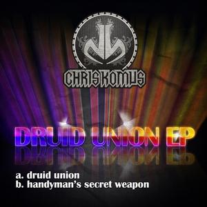 KOMUS, Chris - Druid Union EP