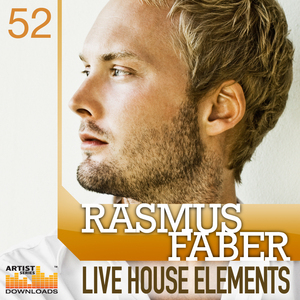 FABER, Rasmus - Live House Elements (Sample Pack WAV/APPLE/LIVE/REASON)