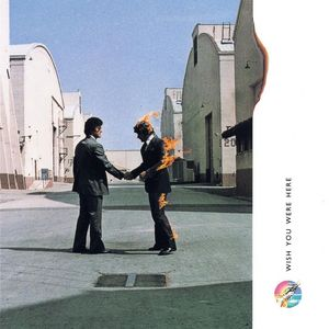 PINK FLOYD - Wish You Were Here (1992 Digital Remaster)