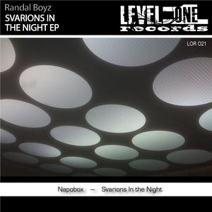 RANDAL BOYZ - Svarions In The Night EP