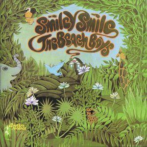 BEACH BOYS, The - Smiley Smile: Wild Honey (2001 digital remaster)