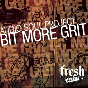 AUDIO SOUL PROJECT - Bit More Grit